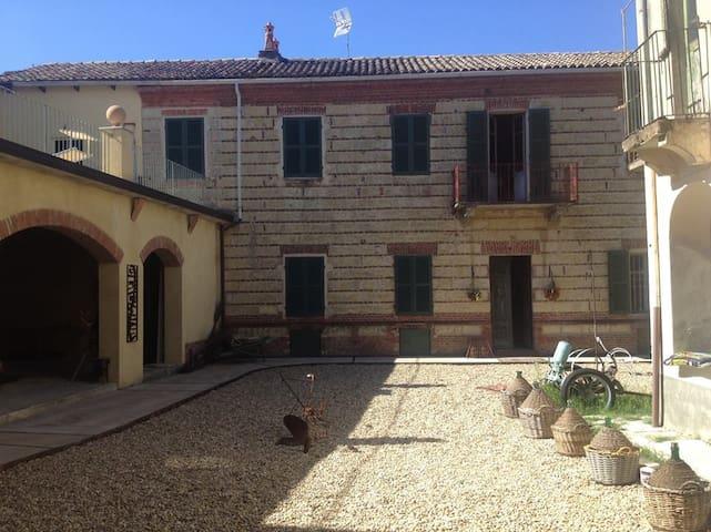 Beatiful apartment in villa in Monf - Moleto - Apartamento