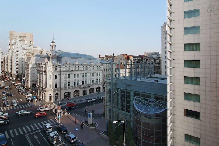 Central  Studio/Novotel Hotel - Bucharest