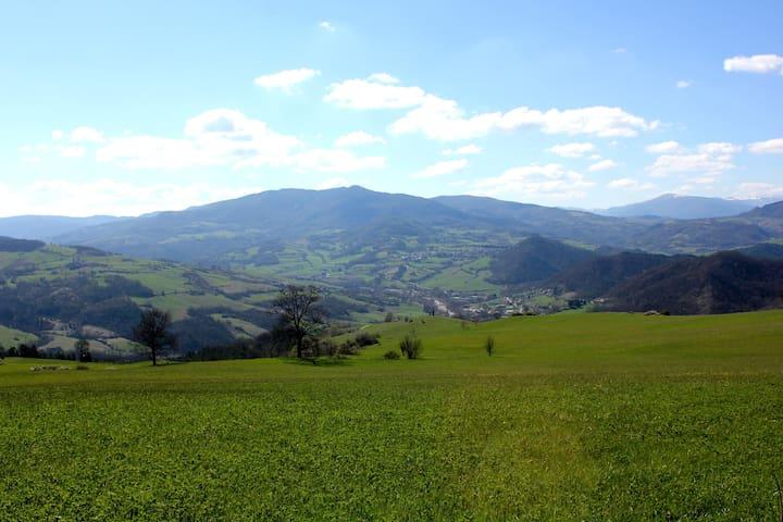 Oltrepo Pavese, relax e natura - Ruino - Leilighet