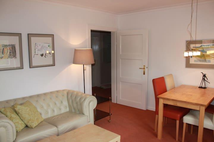 Celle Zentrum 3-Zimmer-Apartment - Celle - Квартира