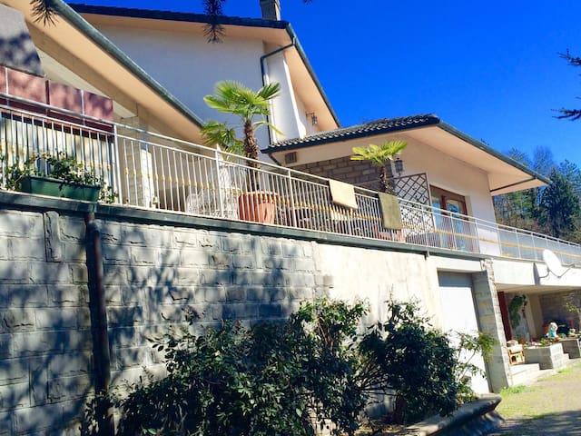 Villa indipendente sui colli - Monte San Giovanni - Casa