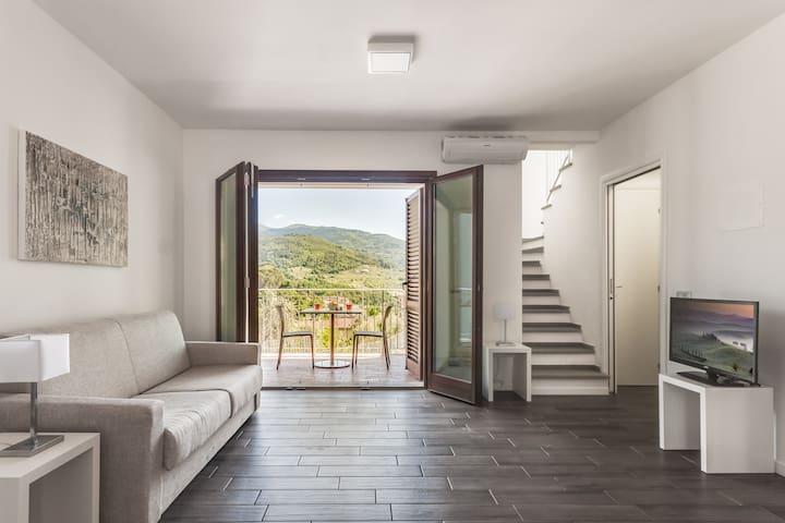 A classy accommodation in Tuscany - Pelago - Leilighet