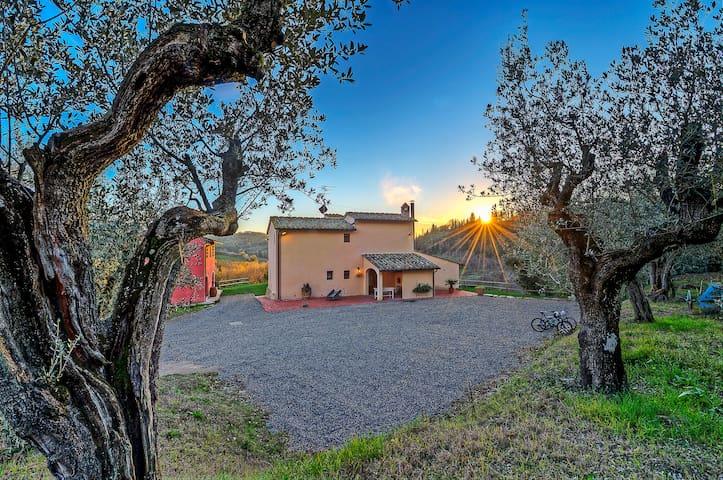 Agritourism La Capanna - Montespertoli - Casa