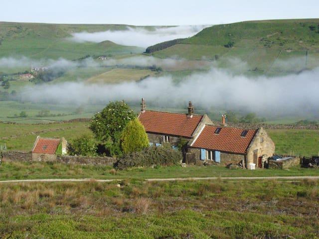 Bainley Bank Cottage, Great Fryupdale - Lealholm - Rumah