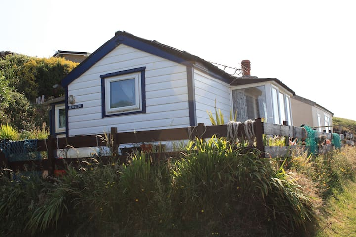 Dog friendly cliffside beach house - Cornwall