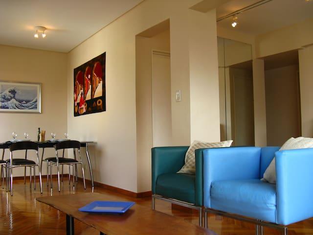 Modern bright flat in San Telmo - Buenos Aires - Leilighet