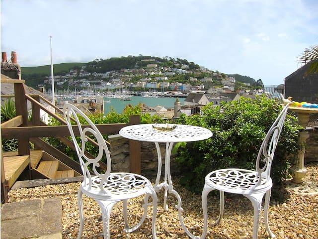 Garden Studio + 180° harbour views - Dartmouth