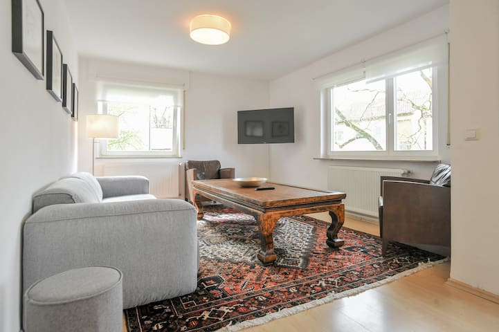 Cozy and spacious apartment - Fellbach - Huis