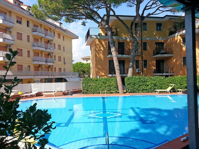 Apartment with pool - Eraclea Mare - Byt