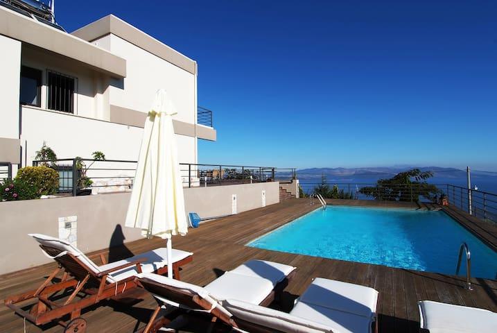 Modern Holiday Villa MARATHON STAR - Schinias