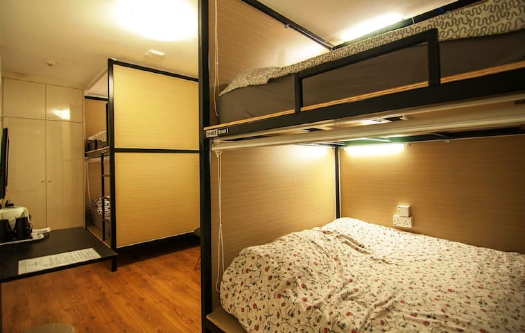 Family Room for 8pax - Singapour - Bed & Breakfast