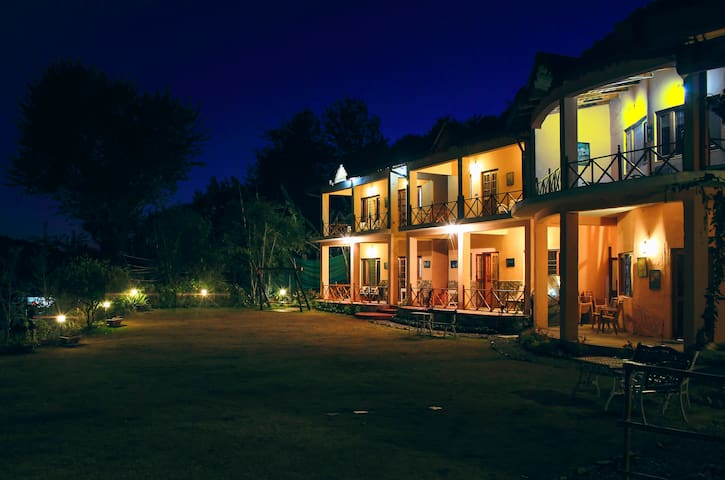 Green Glen - Revive in the Himalyas - Sattal - Maison