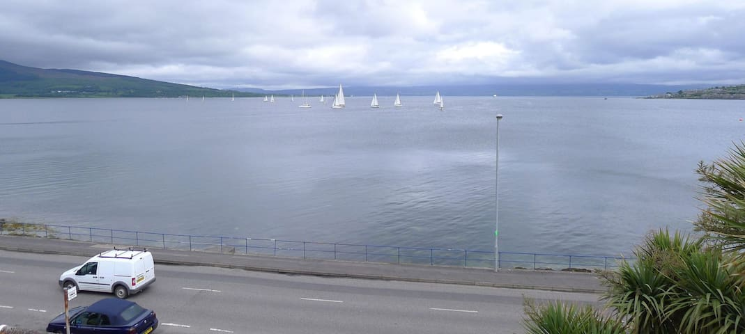 A Seaside Flat on the Isle of Bute - Rothesay - Appartement