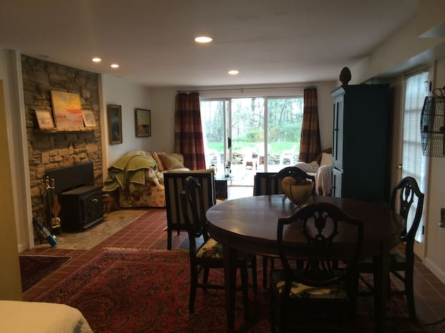Private Suite on Historic Farm - 埃利科特城(Ellicott City) - 獨棟