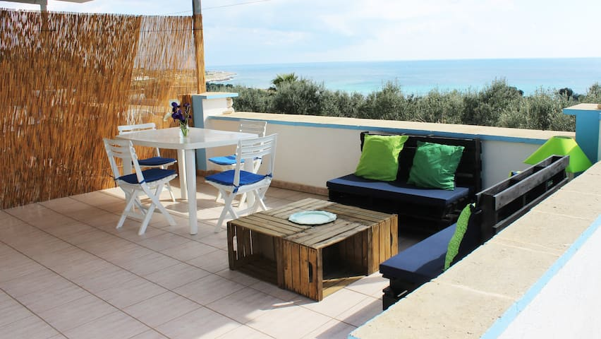Best place to be for the summer - Marina San Gregorio - Apartament