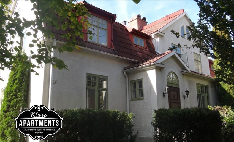Klara Apartments - Apt. 2 - Karlstad - Apartmen