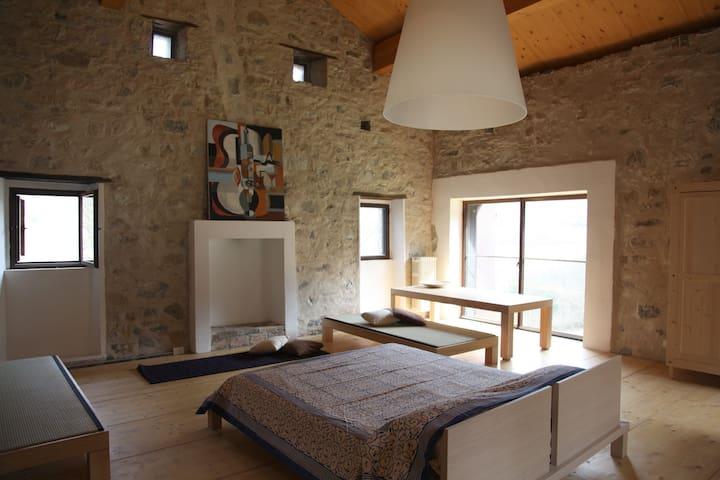 Cottage in Val Trebbia - Cerignale - Hus