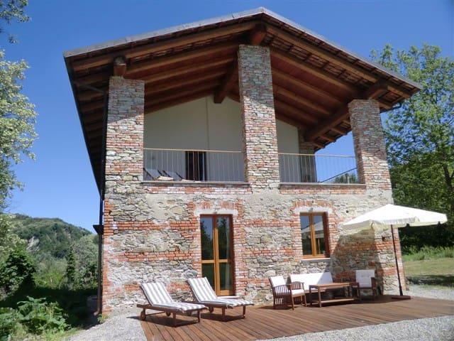 Casa al Tanaro - House with Pool and Terrace - Castellino Tanaro  - Ev