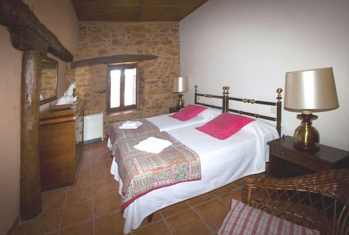 Habitación para 3: El Camino - Murias de Rechivaldo - Dom