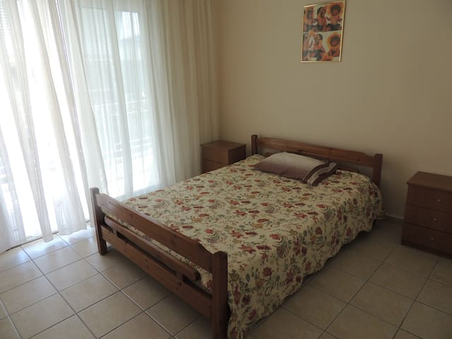 Family Apartment 4 guest Asprovalta - Ασπροβάλτα  - Apartamento