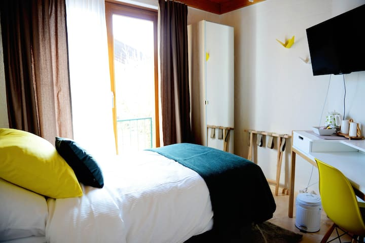 Comfortable, modern single room - Rheinfelden - Oda + Kahvaltı