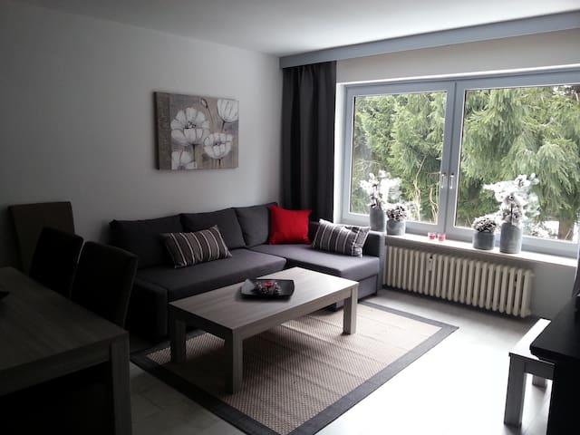 Luxe appartement Braunlage, Harz - Braunlage - Apartemen