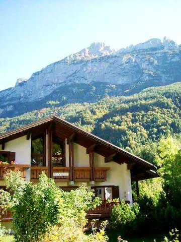 Your home in the Dolomiti Bellunesi - Cencenighe Agordino - Bed & Breakfast