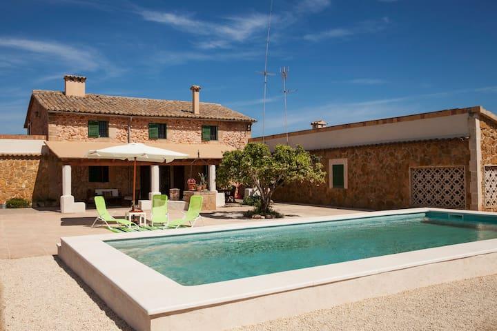 Fantastic cosy Majorcan villa - Son Ferriol - 獨棟