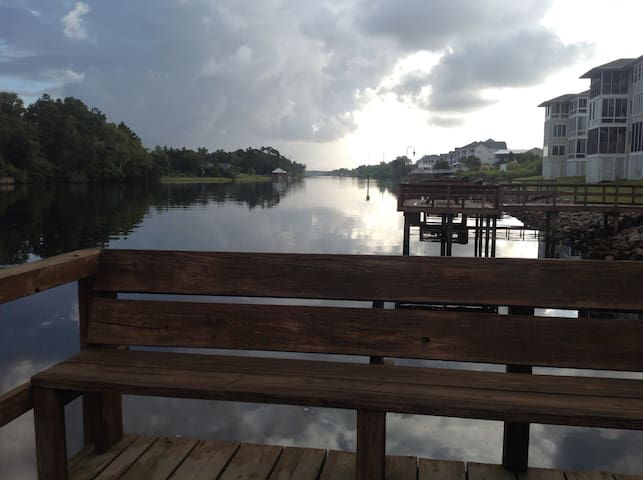 Convenient  Adorable 1BR/1BA  1st floor: No Steps - North Myrtle Beach - Departamento