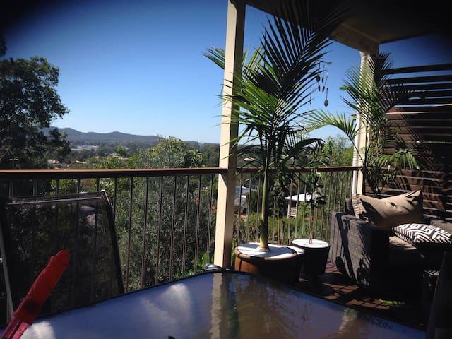 Easygoing house in Brisbane 1 - Mount Gravatt East - Casa