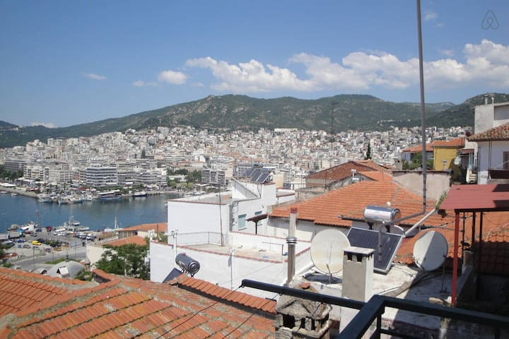 Great view apartment in Old town - Kavala