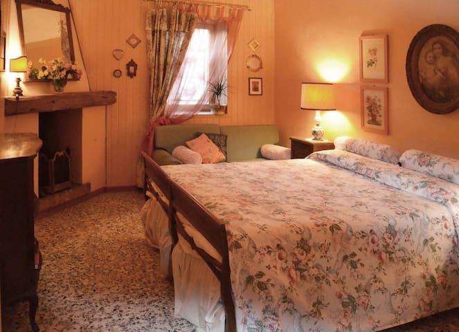 """Suite d'epoca ottocentesca confortevole """"Le Rose"""" - Passerano - Appartement"""