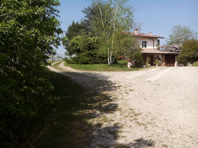 La villa del Moro - Valeggio Sul Mincio - Hus
