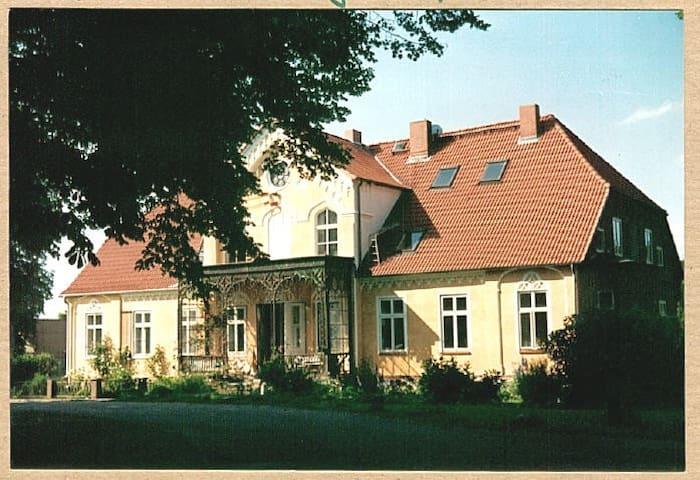 Gutshaus Rögnitz, Schaalsee - Rögnitz - Leilighet