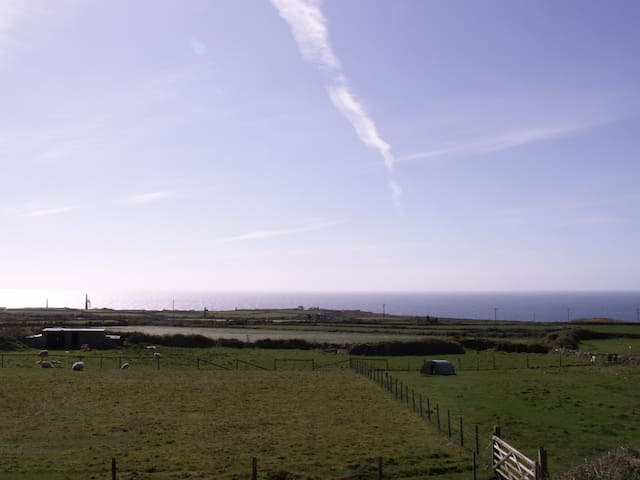 Panoramic sea views Awesome sunsets - Pendeen, Penzance - Casa
