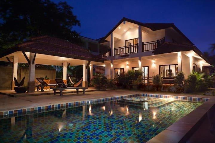 Luxury Pool Villa, by Long Beach - Koh Lanta - วิลล่า