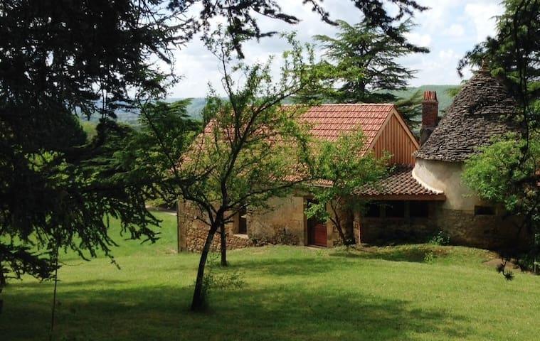 La Métairie - Castels - Rumah