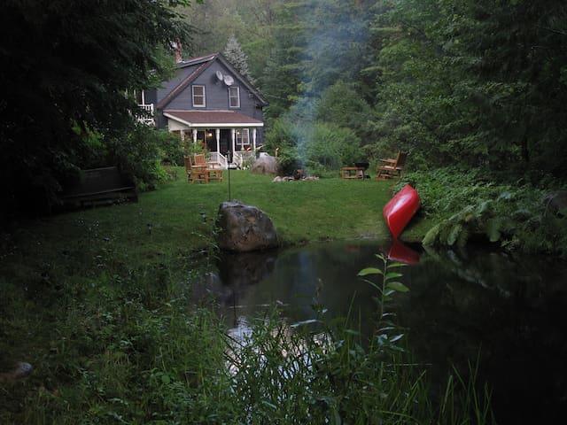 Nature Lover's Paradise - Goshen - Casa