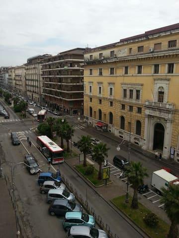 Benvenuti a casa mia - Salerno - Departamento