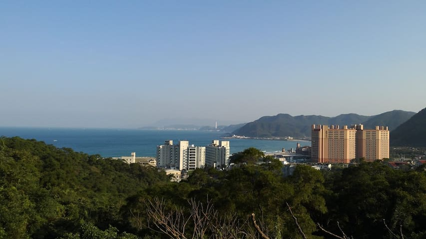Suite, Jade Bay, New Taipei, Taiwan - Wanli District - Daire