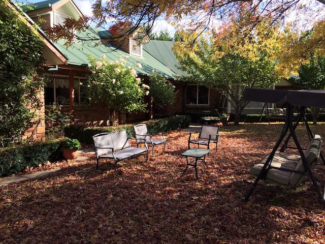 10 acre luxury farm stay - Summertown - Ev