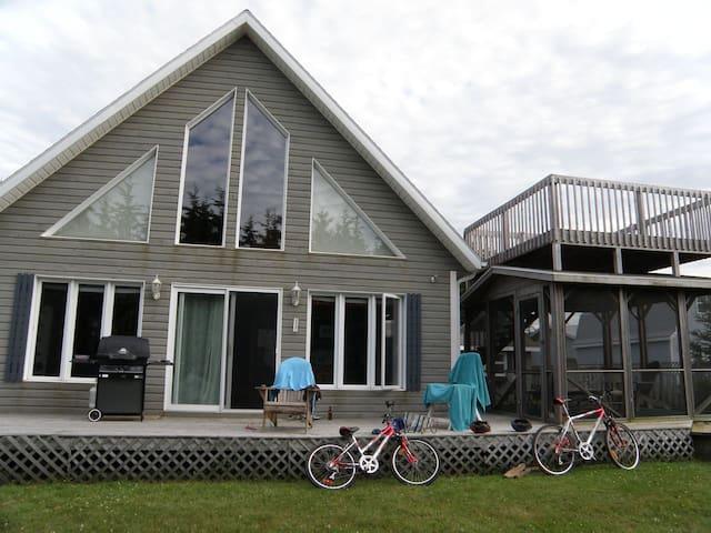 Sanderling Dunes Cottage - Lakeside - Zomerhuis/Cottage