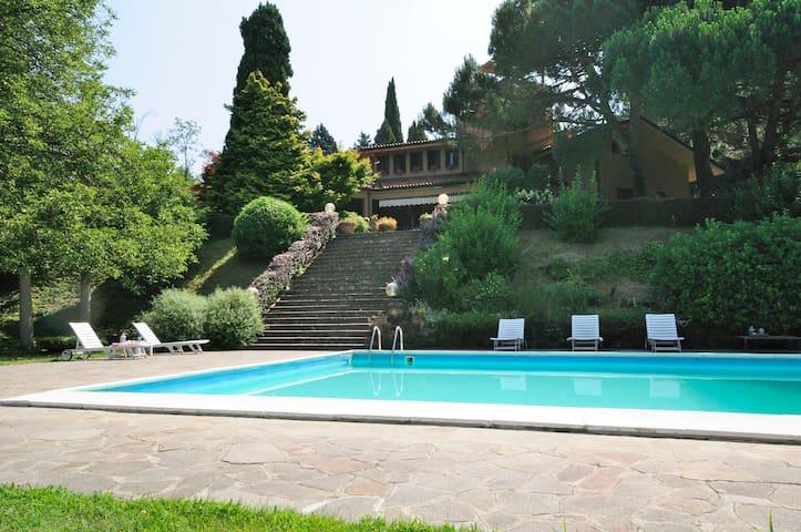 Villa Menta, relax and nature - Oggiono - Villa