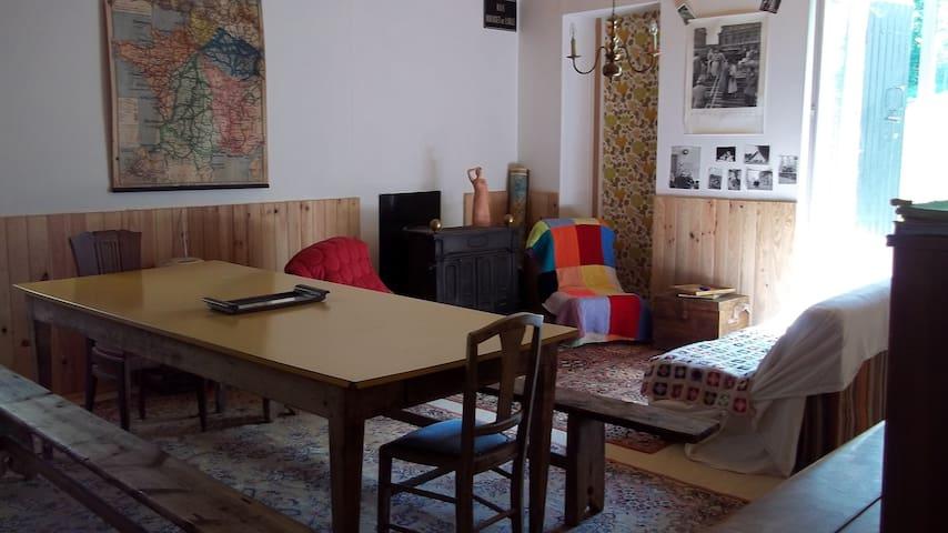 """""""Petite Maison""""  Saint Sauvant - Saint-Sauvant - Hus"""