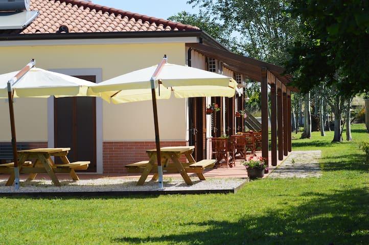 Farmhouse Terra di Elea - Ceraso - Bed & Breakfast