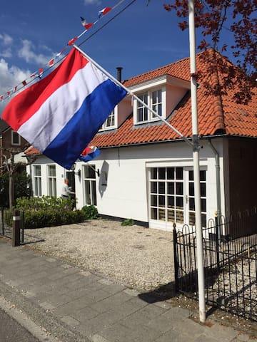 Lovely house, centre Holland,6 beds - Driebruggen