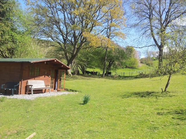 The Cabin - Winscombe
