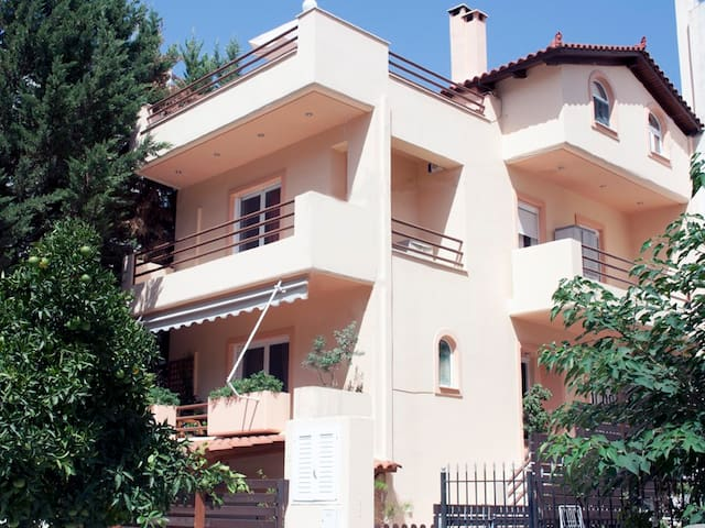 Angelos Luxury house Marousi-Athens - Μαρούσι - Huis