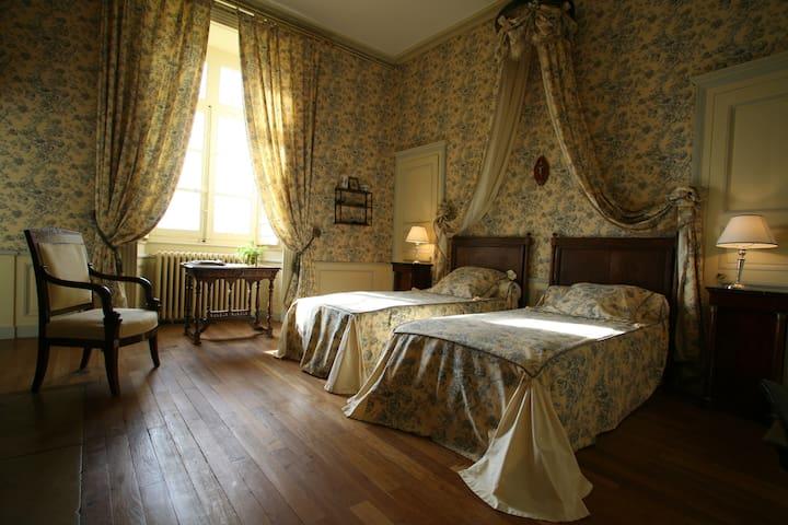 Suite familiale au château - Sens-Beaujeu - Slott
