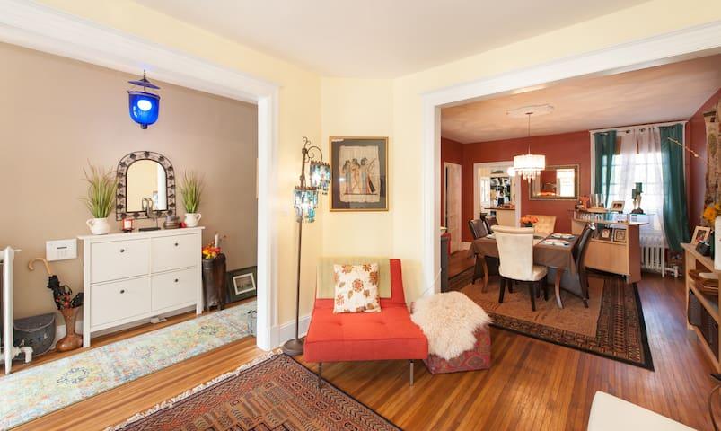 Guest suite with movie room/parking - Washington - Casa